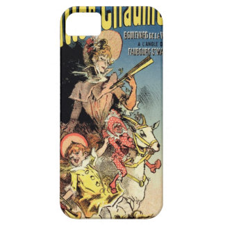 Reproduction of a poster advertising 'New Year Gif iPhone 5 Cover