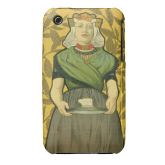 Reproduction of a poster advertising 'Van Houten C Case-Mate iPhone 3 Case