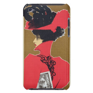 Reproduction of a poster advertising Zlata Praha iPod Case-Mate Cases