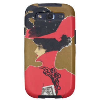 Reproduction of a poster advertising 'Zlata Praha' Samsung Galaxy S3 Cover