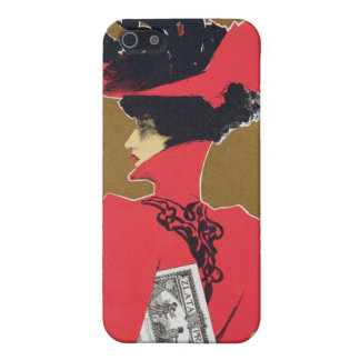 Reproduction of a poster advertising 'Zlata Praha' iPhone 5 Covers