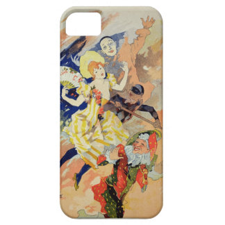 Reproduction of a poster for a pantomime, 1891 (co iPhone 5 case