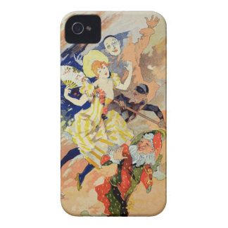 Reproduction of a poster for a pantomime, 1891 (co iPhone 4 case