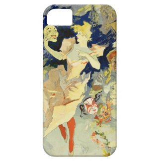 Reproduction of La Danse 1891 litho iPhone 5 Covers