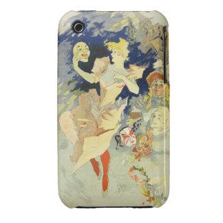 Reproduction of 'La Danse', 1891 (litho) iPhone 3 Cases