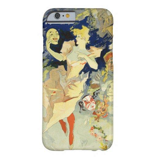 Reproduction of 'La Danse', 1891 (litho) iPhone 6 Case