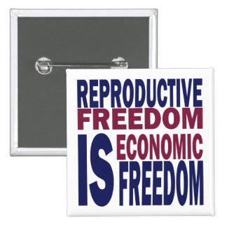 Reproductive Freedom Pin