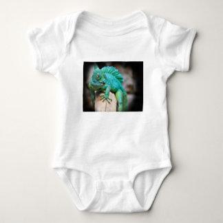 reptile baby bodysuit