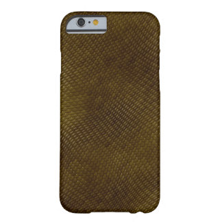 REPTILE SKIN BARELY THERE iPhone 6 CASE