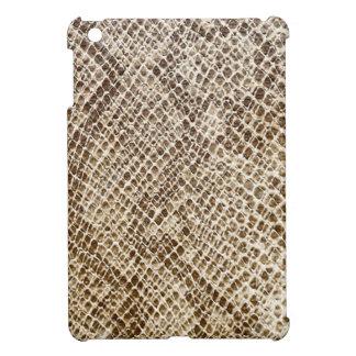 Reptile skin pattern iPad mini cases