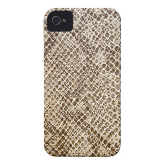 Reptile skin pattern iPhone 4 cover