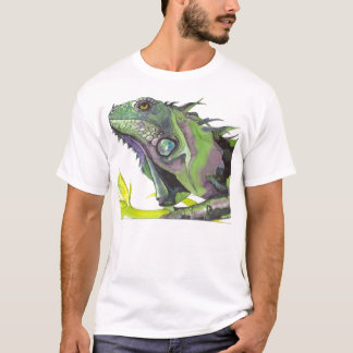 reptile white T-Shirt