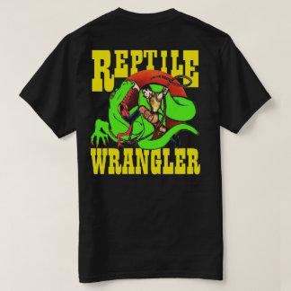 REPTILE WRANGLER komodo dragon T-Shirt