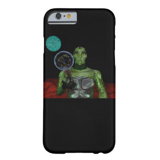 reptilian aliens barely there iPhone 6 case