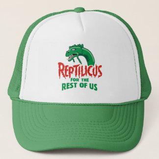 Reptilicus Day Trucker Hat