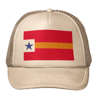 Republic Lower California Mexico Trucker Hats