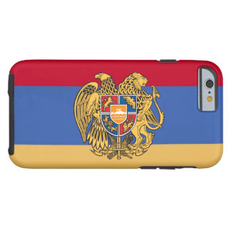 Republic of Armenia iPhone 6 Case