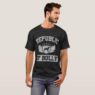 REPUBLIC OF BULLY T-Shirt