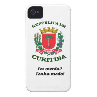 Republic of Curitiba iPhone 4 Case-Mate Cases
