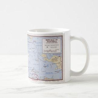 Republic of Indonesia and Portuguese Timor (1962) Coffee Mug