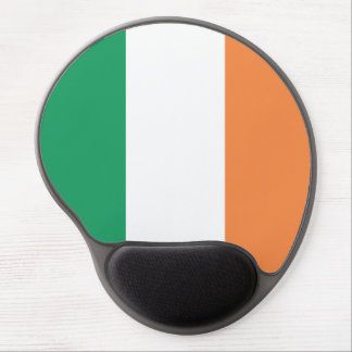 Republic of Ireland Flag Gel Mouse Pad