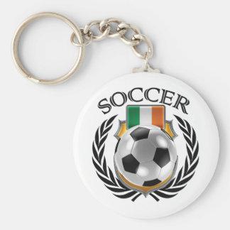 Republic of Ireland Soccer 2016 Fan Gear Key Ring