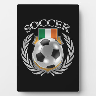 Republic of Ireland Soccer 2016 Fan Gear Plaque