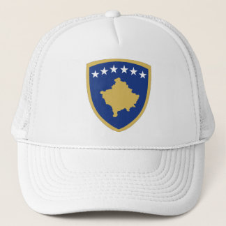 Republic OF Kosovo Trucker Hat