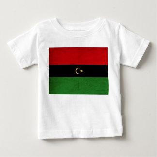Republic of Libya Flag Tee Shirt