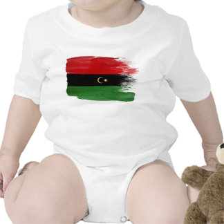 Republic of Libya Flag Bodysuit