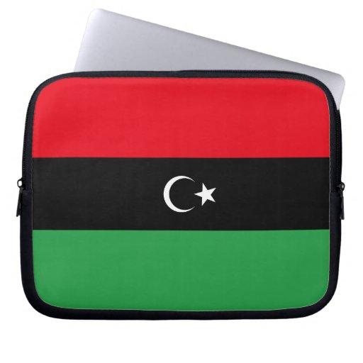 republic of libya vectorShow your Republic of Liby Laptop Sleeve