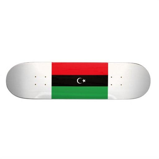 republic of libya vectorShow your Republic of Liby Skate Board