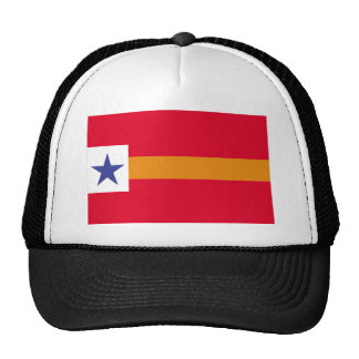 Republic Of Lower California, Mexico Hats