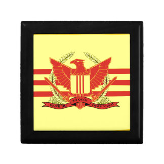 Republic of South Vietnam Military Forces Flag Gift Box