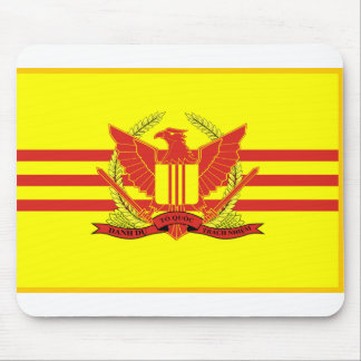 Republic of South Vietnam Military Forces Flag Mouse Pad
