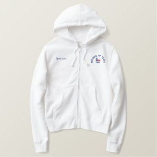 Republic of Texas 1836 Embroidered Sweatshirt