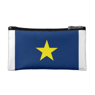 Republic of Texas Cosmetic Bag