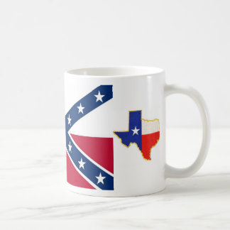 Republic of Texas Flag, texas, The Republic of ... Basic White Mug