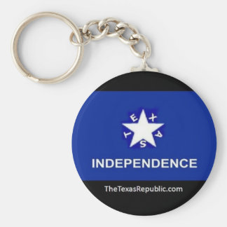 Republic of Texas Key Ring