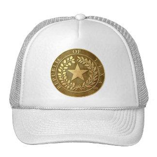 Republic of Texas Seal Trucker Hats