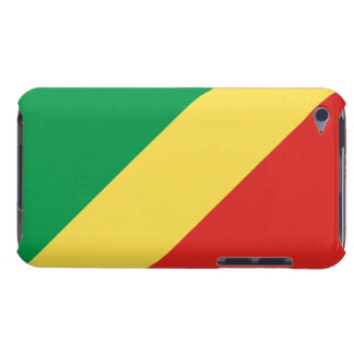 Republic of the Congo Flag iPod Touch Case