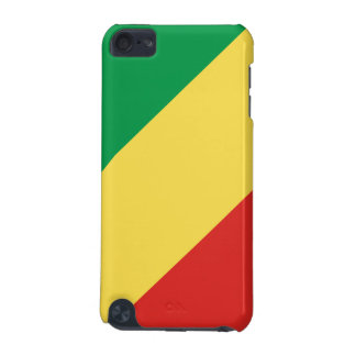 Republic of the Congo Flag iPod Touch (5th Generation) Case