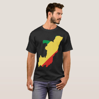 Republic Of The Congo Nation T-Shirt