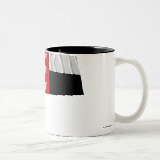 Republic of the Rio Grande Flag Two-Tone Coffee Mug