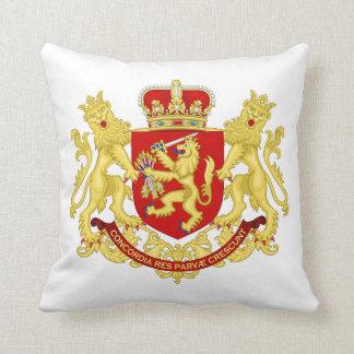 Republic of United Netherlands  Coat of Arms Cushion