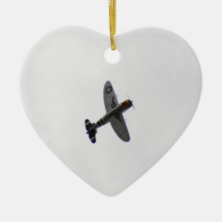 Republic P47 Thunderbolt Ceramic Ornament