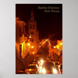 República Dominicana Santo Domingo Poster