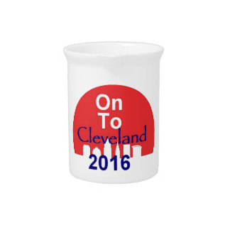 Republican 2016 Convention Beverage Pitcher