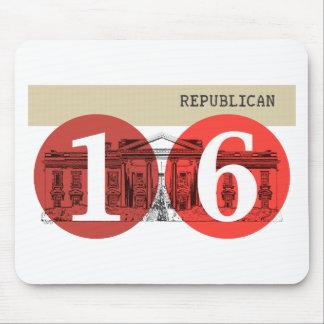 Republican 2016 mouse pad