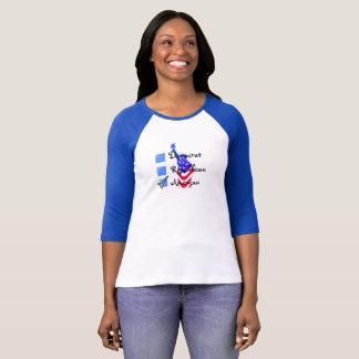 Republican, Democrat, American Checklist T-Shirt